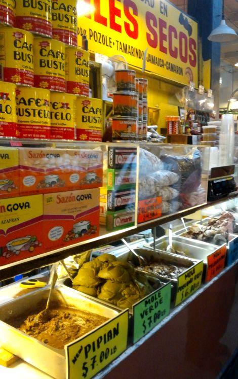 Artist Date: Grand Central Market (via thetulleshoppe.wordpress.com)