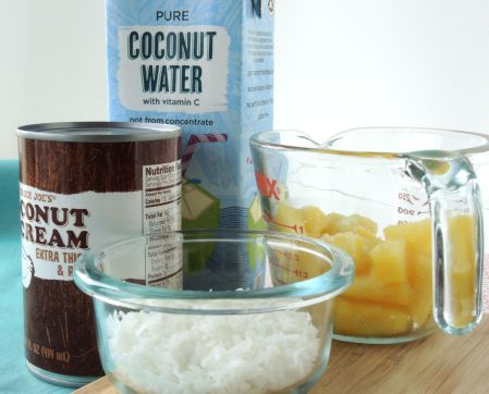 3 Ways: Coconut Water (via thetulleshoppe.wordpress.com)