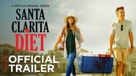Santa Clarita Diet on Netflix starring Drew Barrymore and Timothy Olyphant. https://www.youtube.com/watch?v=xjRnbOgoAUQ